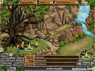 Virtual Villagers 4: The Tree of Life ekran görüntüsü