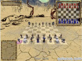 War Chess ekran görüntüsü