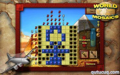 World Mosaics ekran görüntüsü
