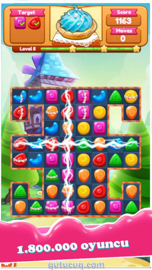 Candy Blast ekran görüntüsü