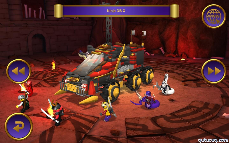 Ninjago Tournament Yüklə ekran görüntüsü