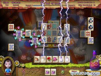 Alice's Magical Mahjong ekran görüntüsü