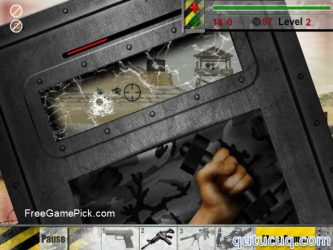 Anti Terror Mission ekran görüntüsü