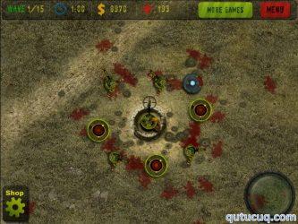 Anti Zombie Defense ekran görüntüsü