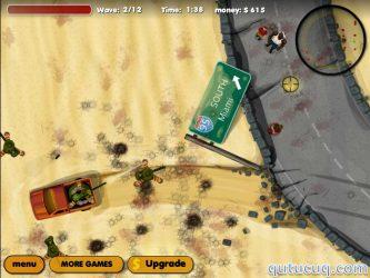 Bath Salts Zombies ekran görüntüsü