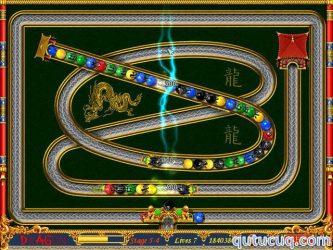 Dragon ekran görüntüsü