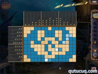 Fill and Cross: Trick or Treat ekran görüntüsü