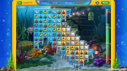Fishdom: Frosty Splash ekran görüntüsü
