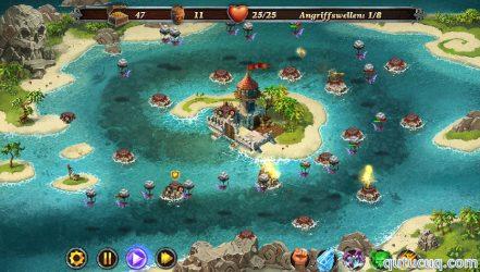 Fort Defense ekran görüntüsü