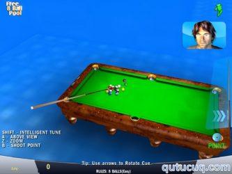 Free 8 Ball Pool ekran görüntüsü