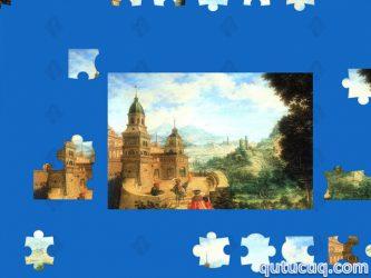 Glamour Puzzle ekran görüntüsü