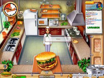 Go-Go Gourmet ekran görüntüsü