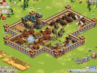 Goodgame Empire ekran görüntüsü