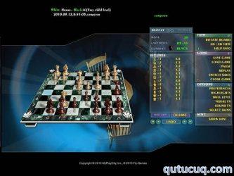 Grand Master Chess 3 ekran görüntüsü