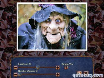 Holiday Jigsaw: Halloween ekran görüntüsü