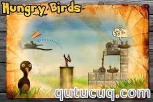 Hungry Birds ekran görüntüsü