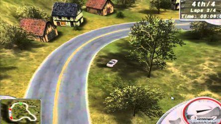 Intense Racing 2 ekran görüntüsü