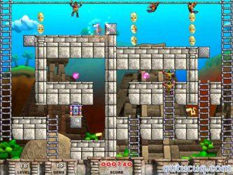Milky Bear: Riches Rider 2 ekran görüntüsü