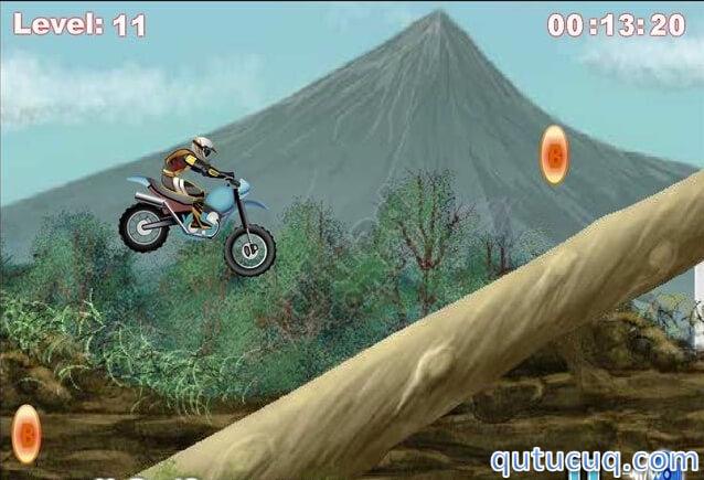 Nuclear Motocross ekran görüntüsü