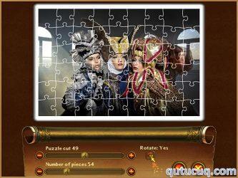Royal Jigsaw ekran görüntüsü