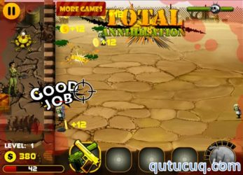 Zombies vs Nora ekran görüntüsü