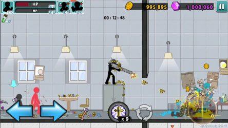Anger of stick 5: Zombie ekran görüntüsü