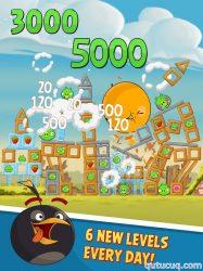 Angry Birds Classic ekran görüntüsü