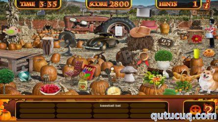 Autumn Harvest & Halloween ekran görüntüsü