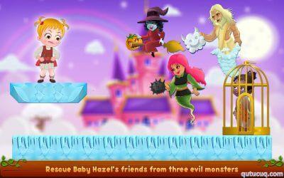 Baby Hazel Friends Forever ekran görüntüsü