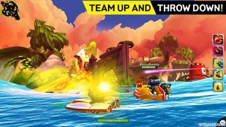 Battle Bay ekran görüntüsü