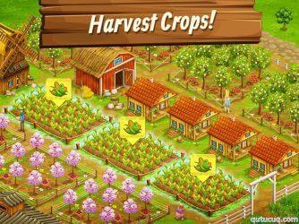 Big Farm: Mobile Harvest ekran görüntüsü