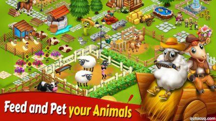 Big Little Farmer ekran görüntüsü