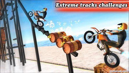 Bike Stunt Race Master ekran görüntüsü