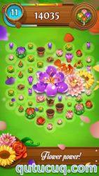 Blossom Blast Saga ekran görüntüsü