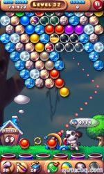 Bubble Bird Rescue ekran görüntüsü