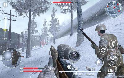 Call of Sniper WW2: Final Battleground ekran görüntüsü