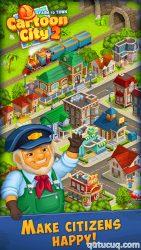 Cartoon City 2: Farm to Town ekran görüntüsü
