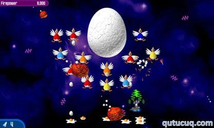 Chicken Invaders 2 ekran görüntüsü