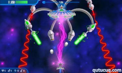 Chicken Invaders 3 ekran görüntüsü