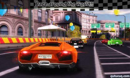 City Racing 3D ekran görüntüsü