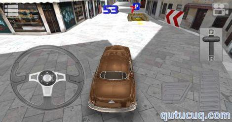 Classic Car Parking ekran görüntüsü