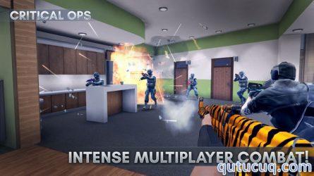 Critical Ops ekran görüntüsü