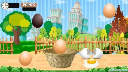 Egg Catcher Surprise ekran görüntüsü