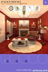 Escape Alice House 2 ekran görüntüsü