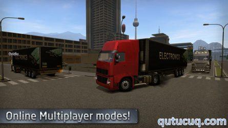 Euro Truck Evolution ekran görüntüsü