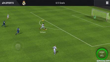 FIFA Soccer ekran görüntüsü