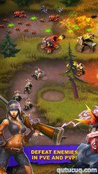 Goblin Defenders 2: Heroes and Towers ekran görüntüsü