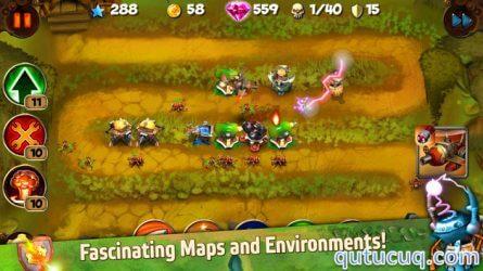 Goblin Defenders: Steel'n'Wood ekran görüntüsü