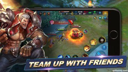 Heroes Arena ekran görüntüsü