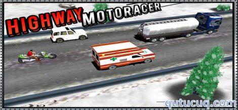Highway Bike Racer ekran görüntüsü